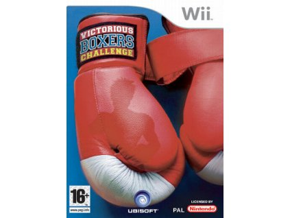 Wii Victorious Boxers Challenge