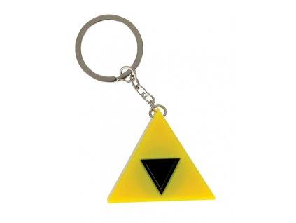 Merch Klíčenka The Legend of Zelda Triforce