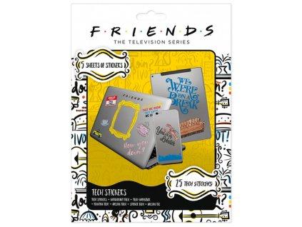 Merch Samolepky Friends 25 ks