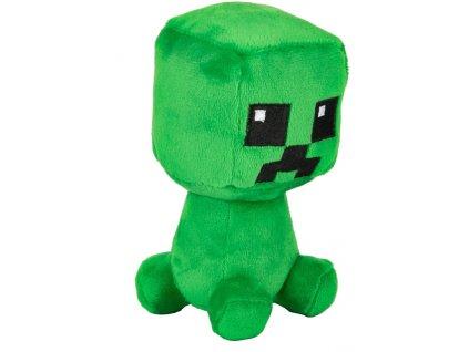 Merch Plyšová Hračka Minecraft Mini Crafter Creeper 10cm