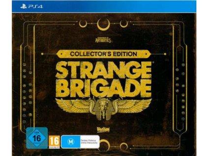 PS4 Strange Brigade Collectors Edition