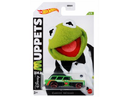 Toys Hot Wheels Disney The Muppets Classic Nomad