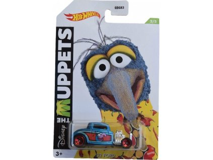 Toys Hot Wheels Disney The Muppets 32 Ford
