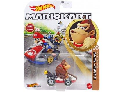 Toys Hot Wheels Mario Kart Donkey Kong Standard Kart DieCast