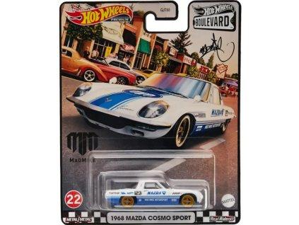 Toys Hot Wheels Premium Boulevard 1968 Mazda Cosmo Sport