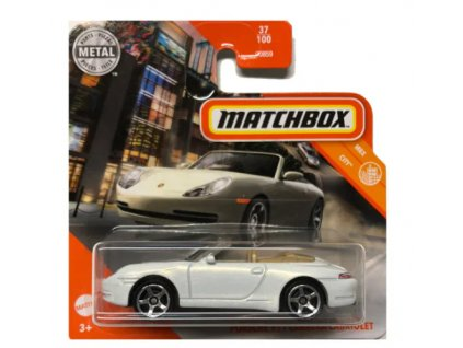 Toys Matchbox Porsche 911 Carrera Cabriolet