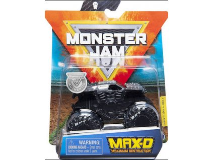 Toys Spin Master Monster Jam MaxD Maximum Destruction