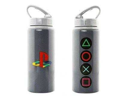Merch Láhev Playstation Button