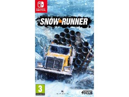 Switch SnowRunner CZ