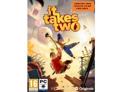 PC It Takes Two