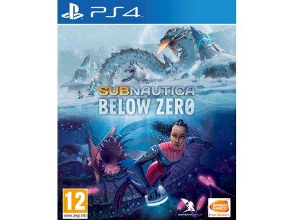 PS4 Subnautica Below Zero CZ