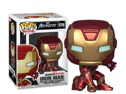 Merch Funko Pop! 626 Marvel Avengers Game Iron Man