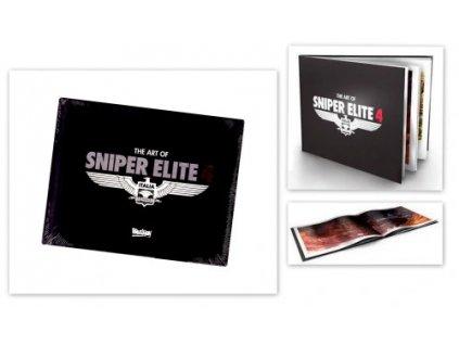 Merch Artbook Sniper Elite 4