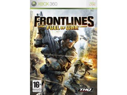 X360 Frontlines Fuel of War
