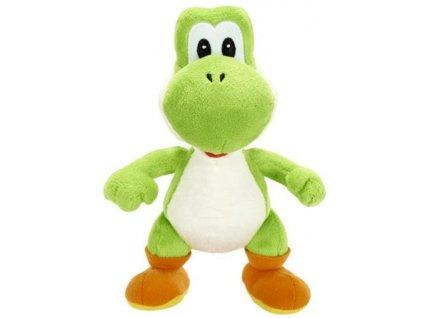 Merch Plyšová hračka Super Mario Bros. Yoshi Green 24 cm