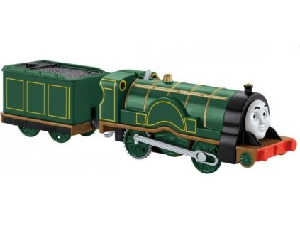 Toys Thomas and Friends Trackmaster Motorized Railway Train With WagonEmily