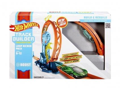 Toys Hot Wheels Track Builder Unlimited Loop Kicker Pack