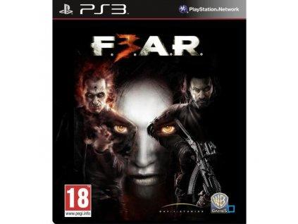 fear jeu ps3