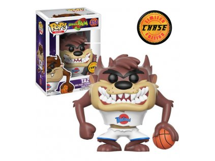 Merch Funko Pop! 414 Movies Space Jam Taz Limited Chase Edition