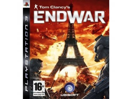 PS3 Tom Clancys End War