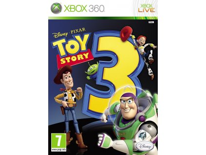 X360 Disney PIXAR Toy Story 3
