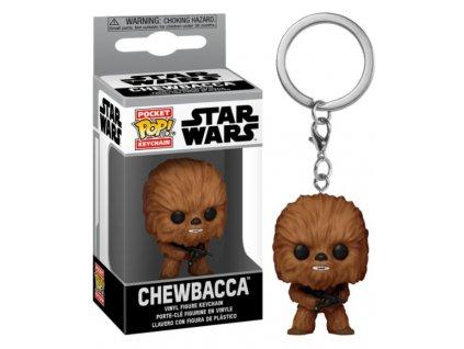 Merch Kličenka Funko Pocket Pop! Star Wars Chewbacca