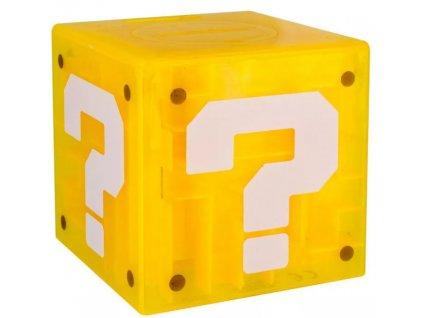 Merch Pokladnička Nintendo Question Block