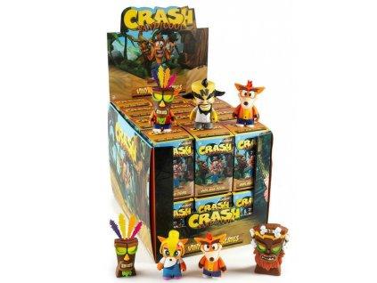 Merch Mystery Mini Figurka Crash Bandicoot