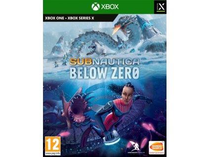 XONEXSX Subnautica Below Zero CZ