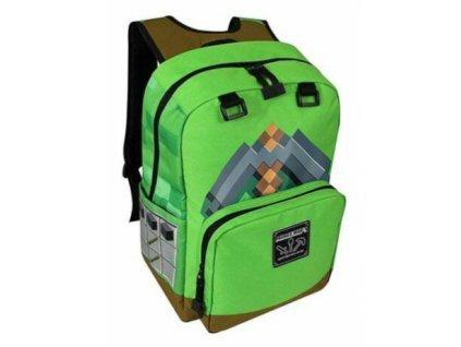 Merch Batoh Minecraft Pickage Adventure Backpack