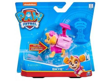 Toys Figurka Paw Patrol Action Pack Pup Skye