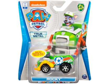 Toys Auto Paw Patrol Rocky True Metal Vehicle v1