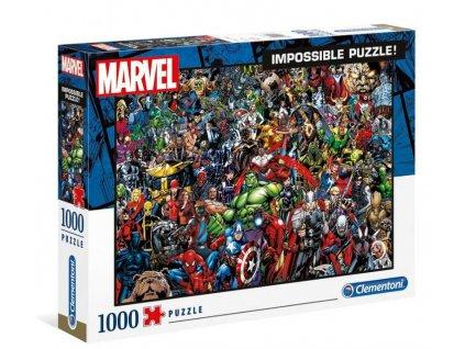 Merch Puzzle Marvel 1000 dílků
