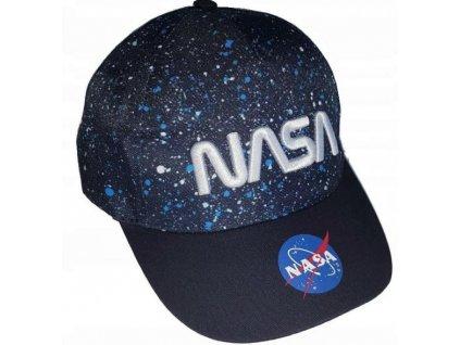 Merch Kšiltovka NASA