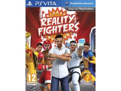 PSVita Reality Fighters