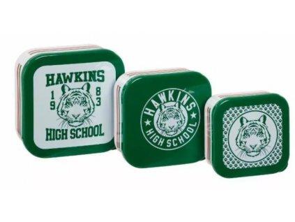 Merch Kuchyňský set Stranger Things Hawkins High School