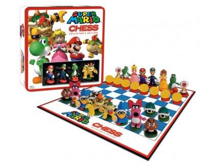 Merch Šachy Super Mario Chess Collectors Edition