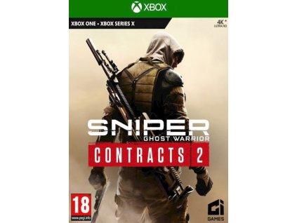 XONEXSX Sniper Ghost Warrior Contracts 2 CZ