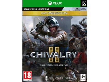 XONEXSX Chivalry 2 Day One Edition