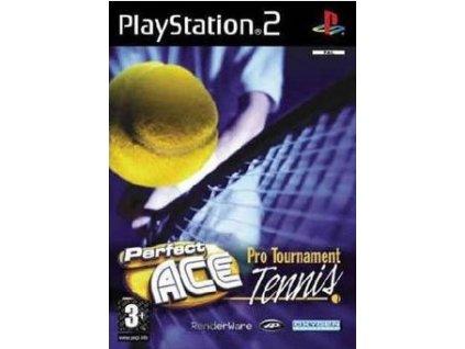 PS2 Perfect Ace Pro Tournament Tennis