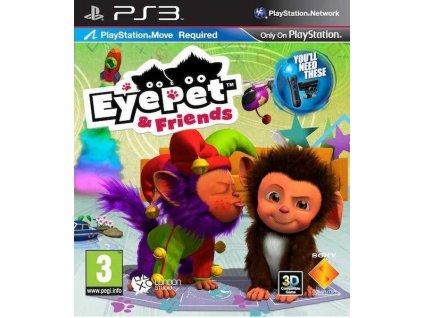 PS3 EyePet and Friends