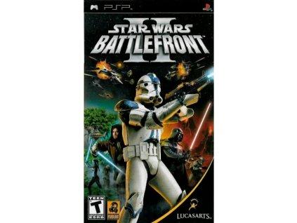 PSP Star Wars Battlefront 2