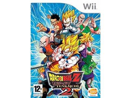 Wii Dragon Ball Z Budokai Tenkaichi 2