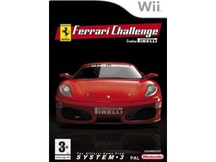 Wii Ferrari Challenge Trofeo Pirelli