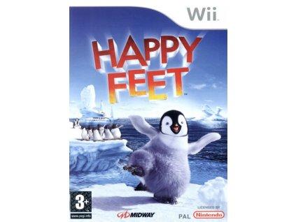 Wii Happy Feet