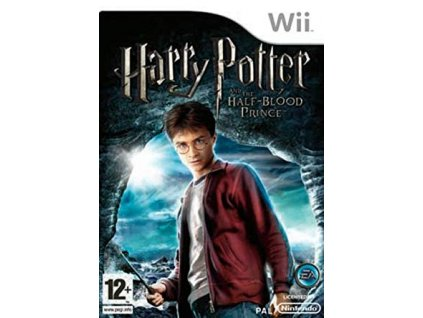 Wii Harry Potter and the Half-Blood Prince