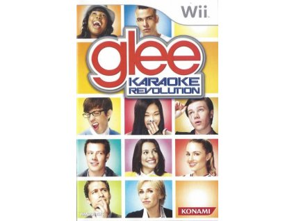 Wii Karaoke Revolution Glee