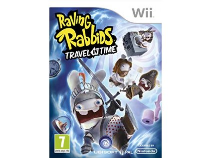 Wii Raving Rabbids Travel In Time