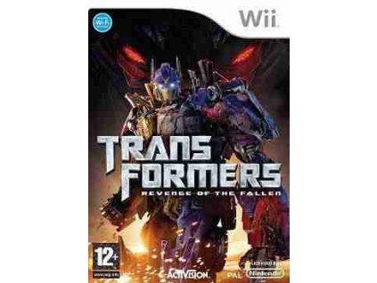 Wii Transformers Revenge of The Fallen