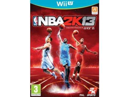 WiiU NBA 2K13